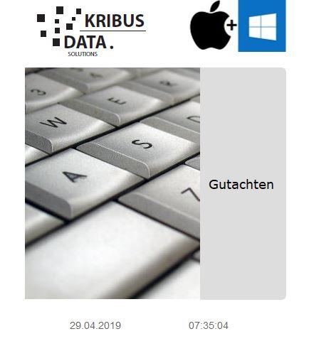 Sachverständigensoftware Gutachtersoftware KFZ Sachverständige ...