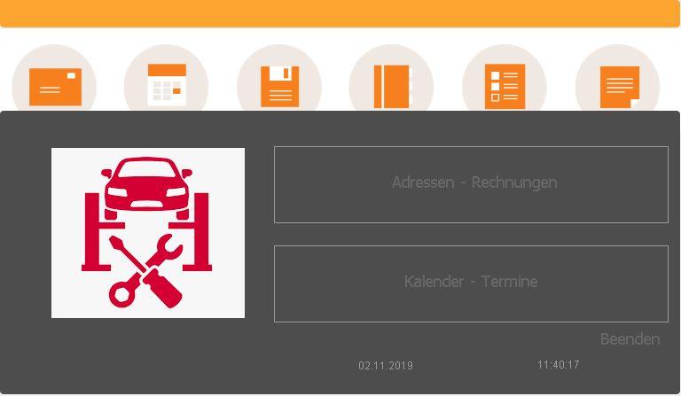 Kfz Werkstatt Autowerkstatt Reparaturservice Reparatur Software Ersatzteile Lager Kunden Rechnungen Fahrzeugverwaltung Autoreparaturen Macos Apple Mac Windows
